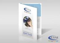 Folder entreprise / plaquette