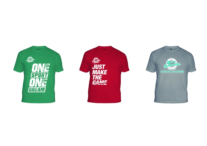 T-shirts & textiles